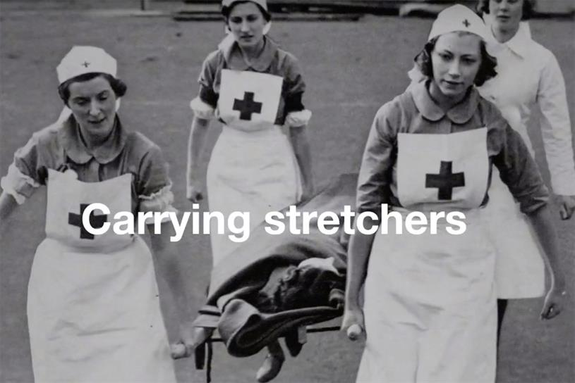 British Red Cross: currently works with Creature