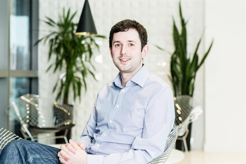 Dr Peter Cahill, founder and chief executive of Voysis