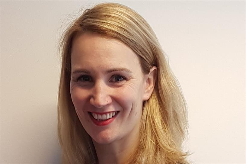 Charlotte Frijns: new UK chief financial officer for Group M