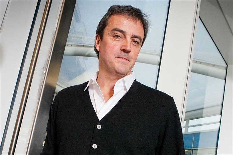 Paul Hammersley: steps down as group chief executive of Cheil UK