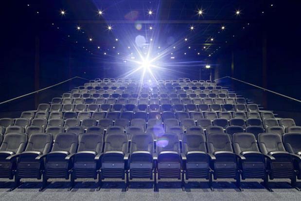 Cinemas: closed for business