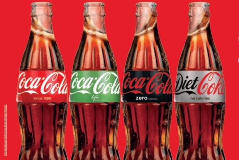 coke global strategy