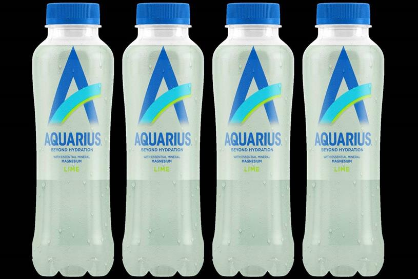 Aquarius: available in two variants