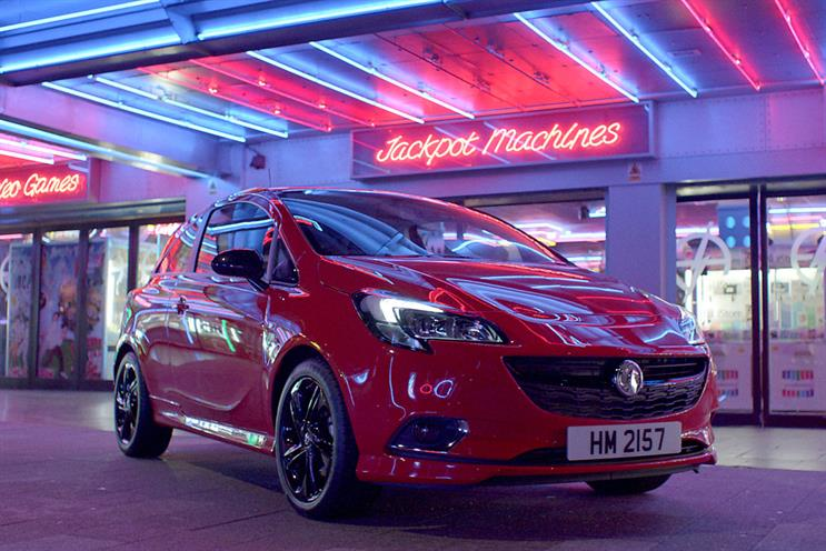 Vauxhall: McCann already works with the brand