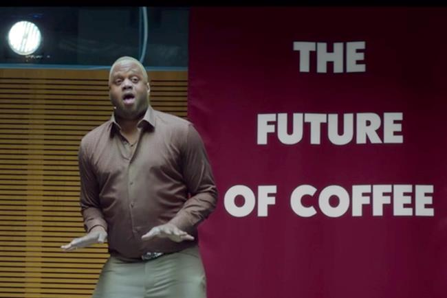 Costa 'Never a dull cup', created by 101
