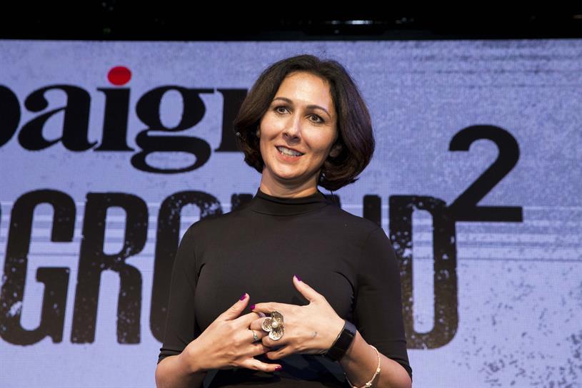 Belinda Parmar: consider empathy over diversity