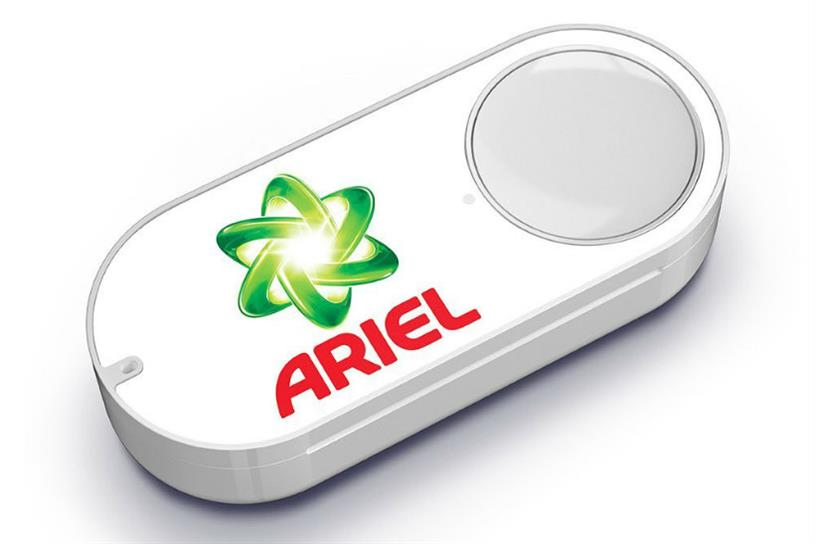 Amazon Dash: Amazon's one-touch ordering service has come to the UK