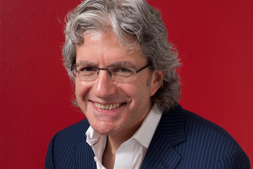 David Sable: the chief executive of Y&R