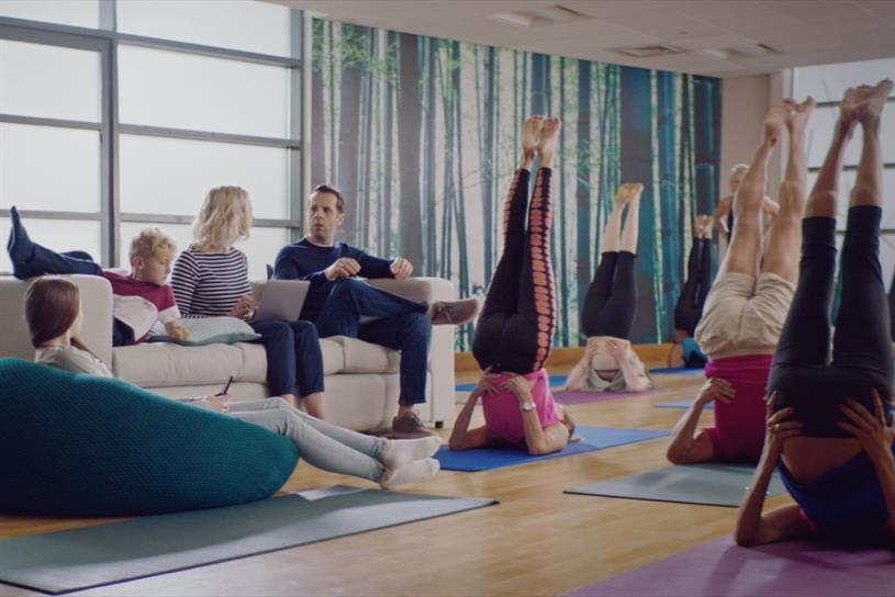 David Lloyd Clubs: encouraging families to get active together