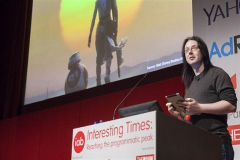 Dee Frew: the senior programmes manager at IAB UK