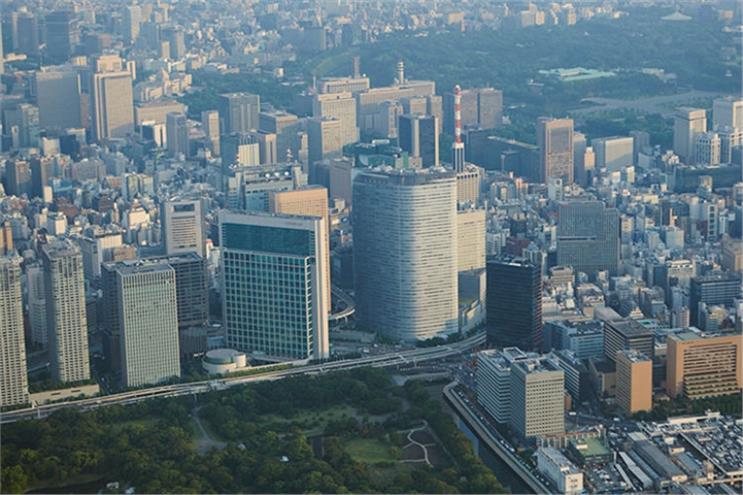 Dentsu Tokyo