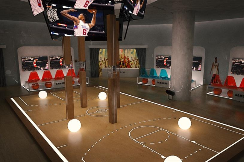 The NBA Exhibition, presented by Samsung, returns to Milan