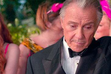 Harvey Keitel: stars in Direct Line brand's ads