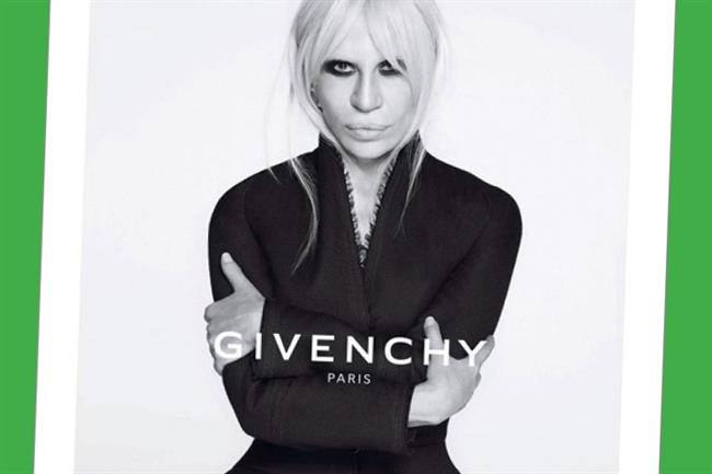 Donatella Versace is pushing collaboration by working with rival fashion houses