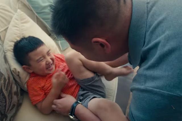 Dove Men+Care: ad celebrates fathers