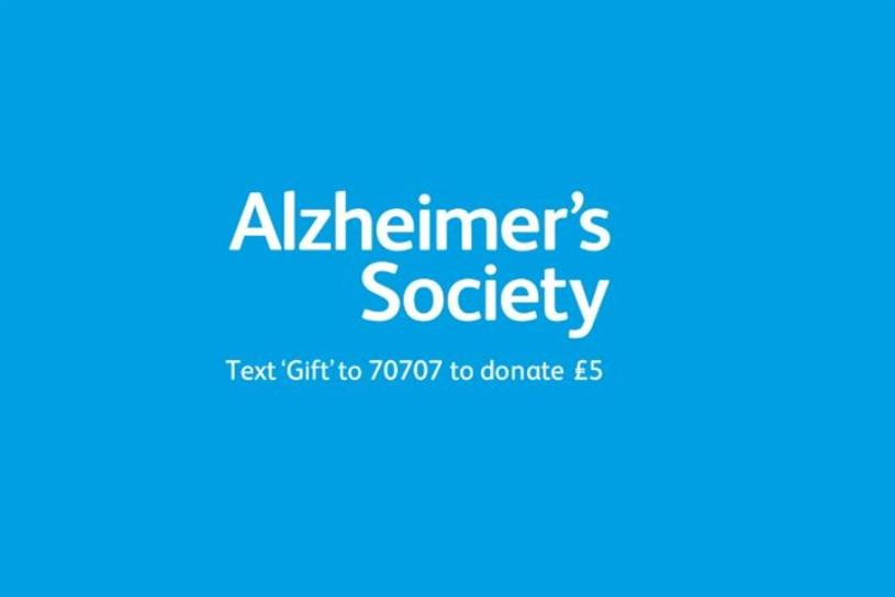 Alzheimer's Society: campaign aims to raise awareness of support services