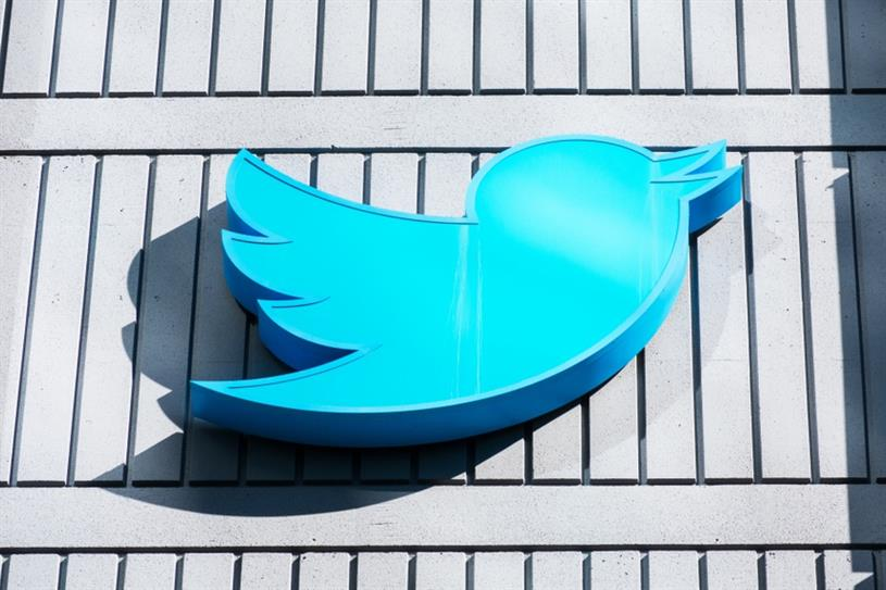 Twitter: ad revenue was up 32% (Image: Shutterstock)