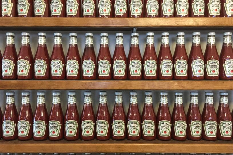 Kraft Heinz: has increased share of media spend on ecommerce