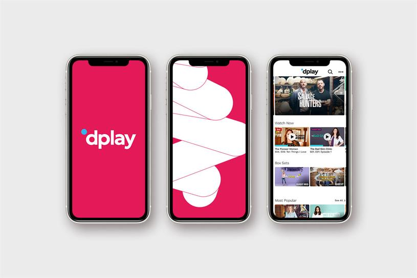 Dplay: available on Apple and Android devices