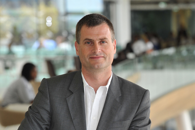 Dunne: O2's longest-serving chief executive will leave the business in September