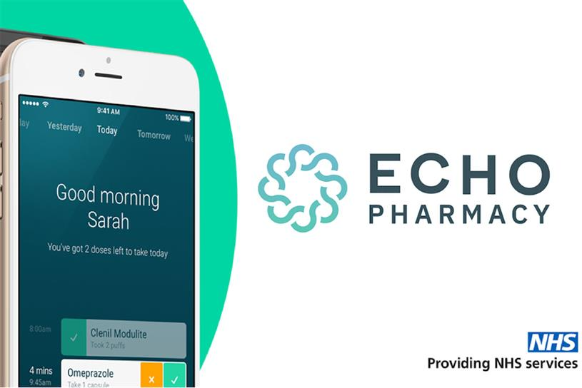 Echo: based in London