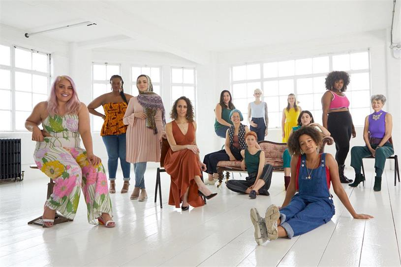 Unilever: campaign for Dove last year continued theme of body diversity