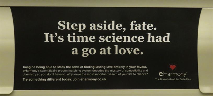 eHarmony: ad promoting scientific approach to finding love was banned by ASA