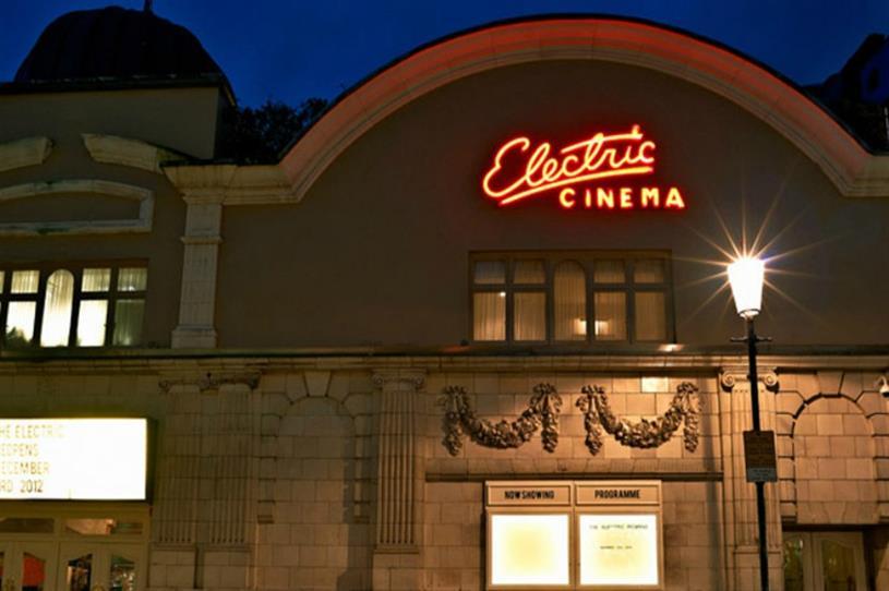 Electric Cinema: hosting Match workshop