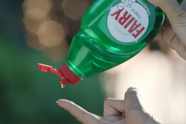 P&G: dialling up marketing efforts for Fairy
