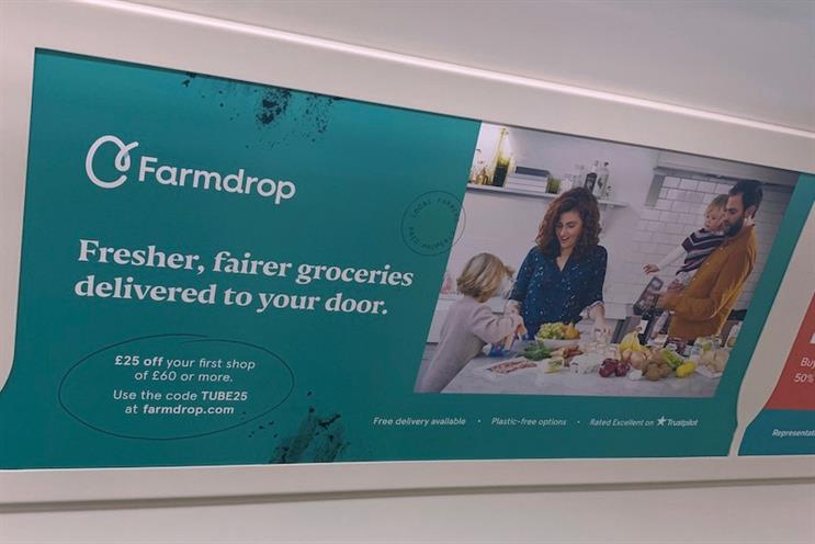 Farmdrop: rule changes grant flexibility over small amounts of HFSS products in fresh-foods ads