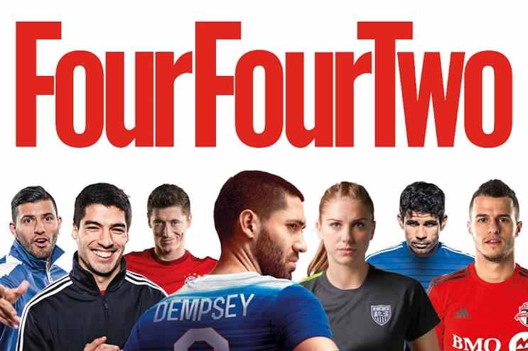 FourFourTwo: launched in the US last year