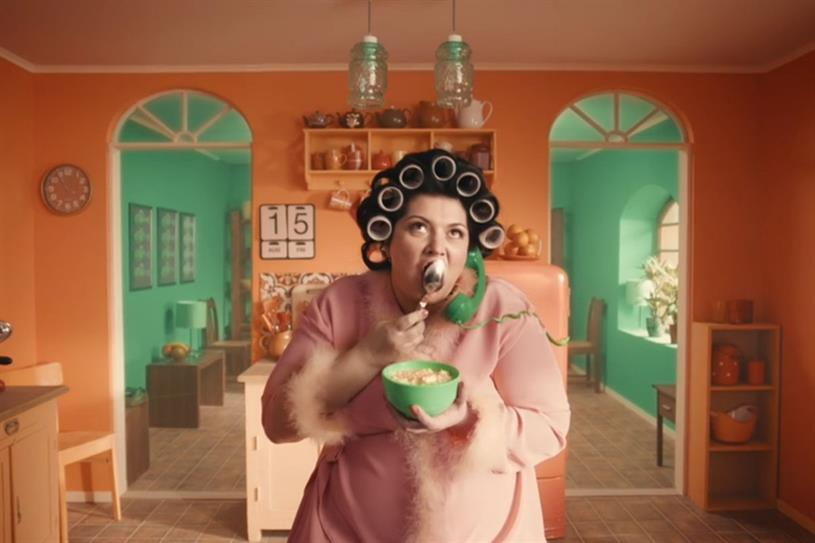 Wieden & Kennedy London created 'Combinations' for Finish earlier this year