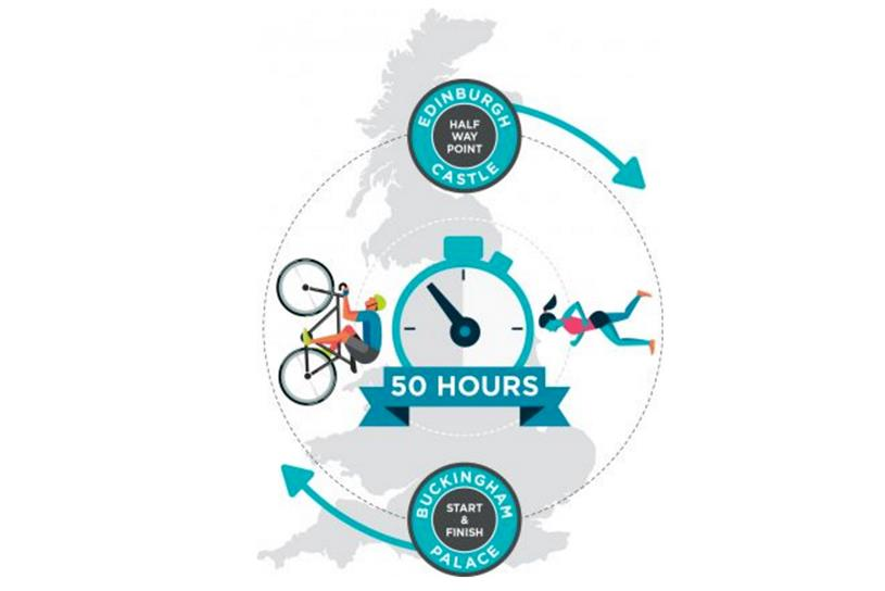 Fitbit Fifty: challenges Coach readers to run and cycle up to 50km