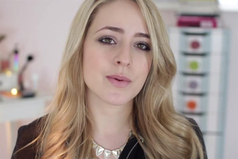 YouTube stars: Fleur DeForce says audiences will spot obvious endorsements
