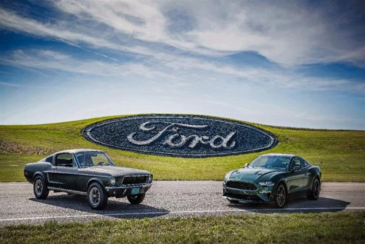 Ford: appointed Omnicom's BBDO as lead creative agency in October