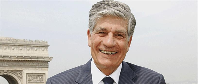 Maurice Lévy: 30 years at helm of Publicis Groupe