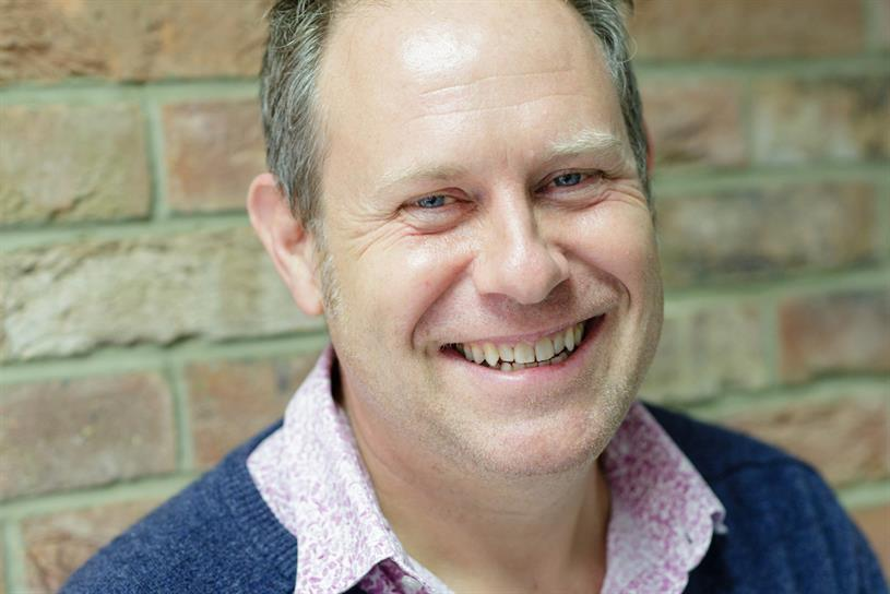 Giles Ivey: managing director at Collective