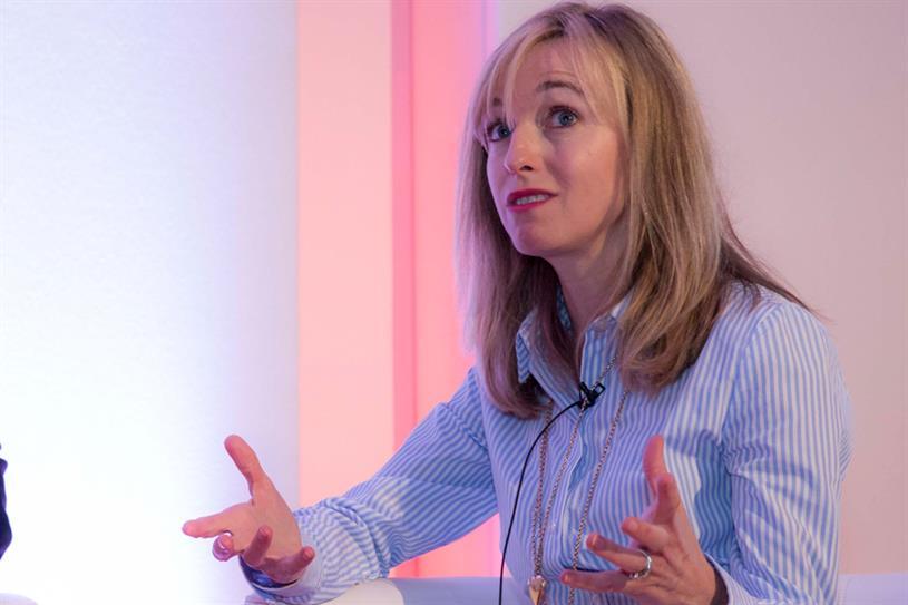 Sarah Golding: IPA president and The & Partnership London chief executive