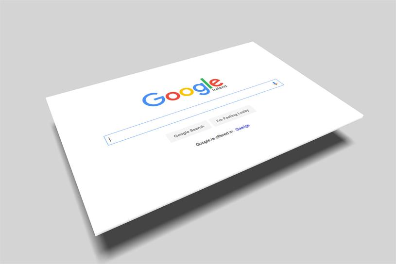 Google: limiting election advertising targeting age, gender and postcode-level location
