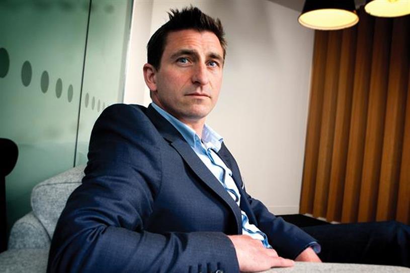 Andrew Stephens: founding partner at Goodstuff