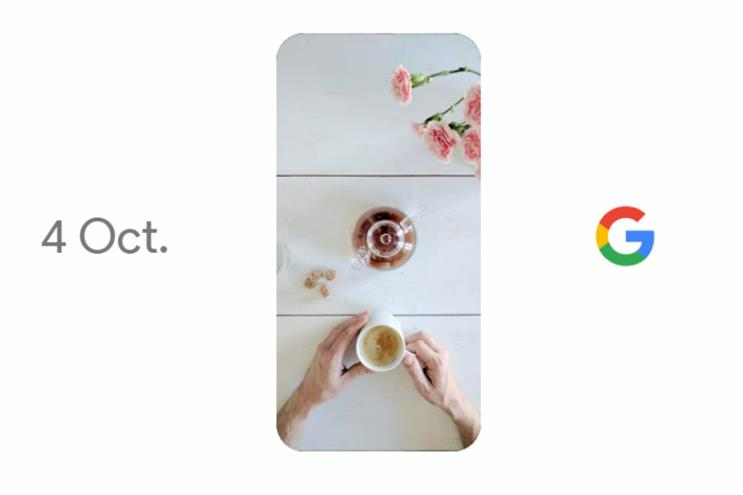 Google's Pixel: manufactured by HTC