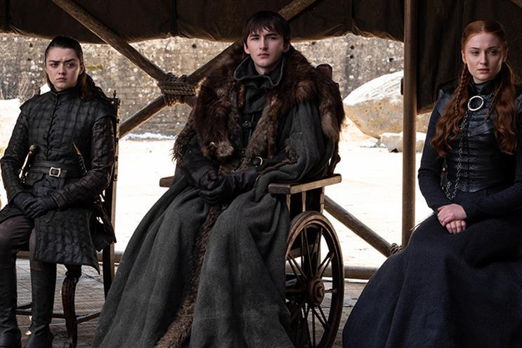 Game of Thrones: Sky Atlantic show