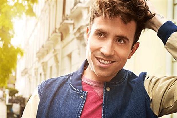 Nick Grimshaw: BBC Radio 1 host