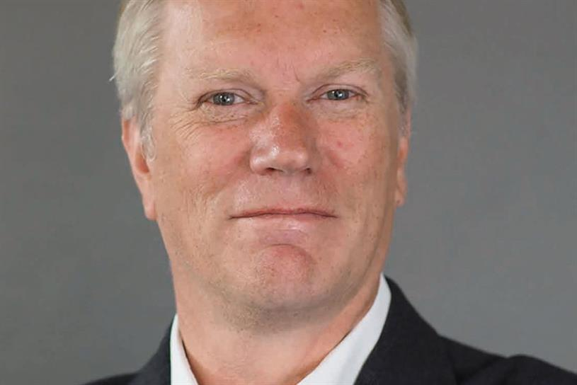 Guy Sellers: the chief executive at Total Media