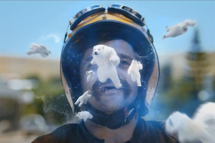 Halls: its pan-European account is now held by Ogilvy & Mather London