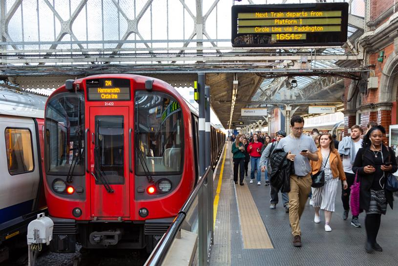 TfL: trialled data collection via Wi-Fi in 2016