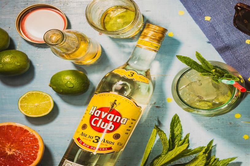 Havana Club Rum to launch Cuban-themed pop-up