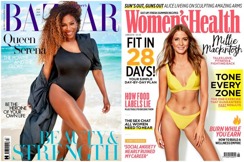Hearst: Harper's Bazaar and Women's Health's circulation figures have grown, both against the previous year and the previous six months