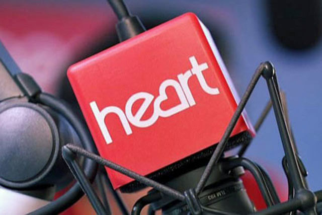 Heart: retains its place as most popular national commercial station