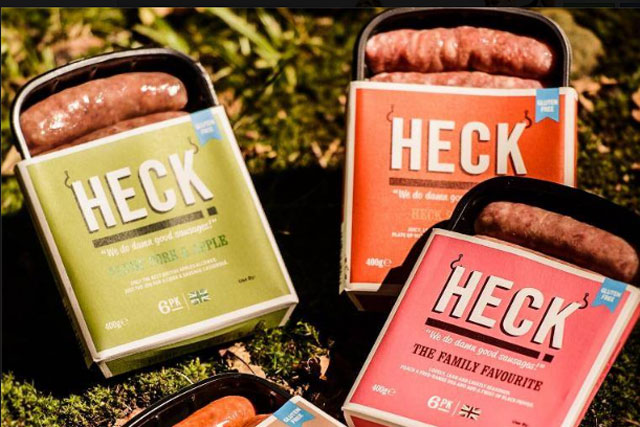 Heck: sausage maker appoints PAA as its lead advertising agency.